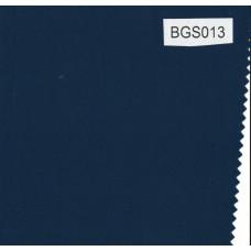 Сатин гладкокрашеный 013BGS (синий)