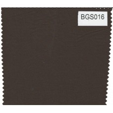 Сатин гладкокрашеный 016BGS (шоколадный)
